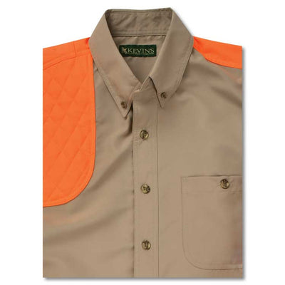 Kevin's Big & Tall Long Sleeve Right Hand Performance Shooting Shirt