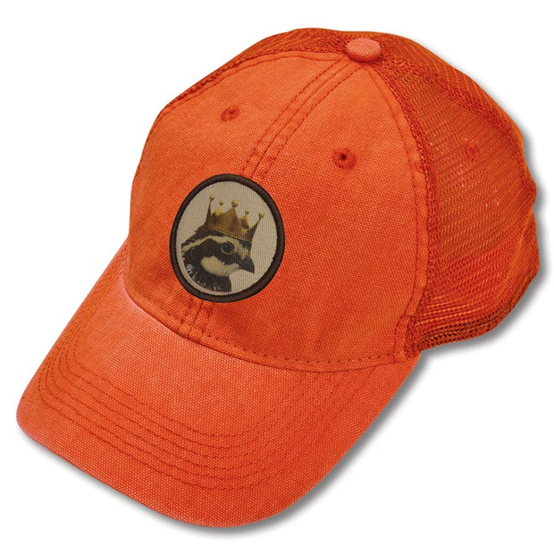 Kevin's King Bob Trucker Hat-MENS CLOTHING-Legacy Athletics-ORANGE-Kevin's Fine Outdoor Gear & Apparel