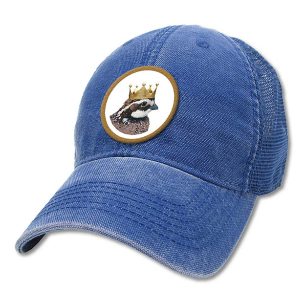 Kevin's King Bob Trucker Hat-MENS CLOTHING-DENIM-Kevin's Fine Outdoor Gear & Apparel