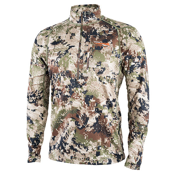 Sitka Core Midweight Zip-T-MENS CLOTHING-Subalpine-L-Kevin's Fine Outdoor Gear & Apparel