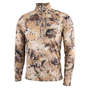 Sitka Core Midweight Zip-T-MENS CLOTHING-Marsh-M-Kevin's Fine Outdoor Gear & Apparel