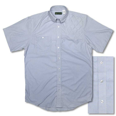 Kevin's Performance Shooting Tattersal Shirt - Left Patch