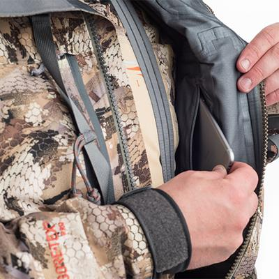Sitka Delta Wading Jacket-CAMO CLOTHING-Sitka Gear-Kevin's Fine Outdoor Gear & Apparel