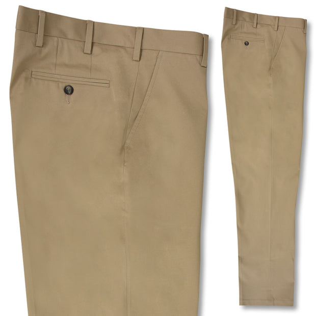 Kevin's Stretch Cotton Pant without Trim
