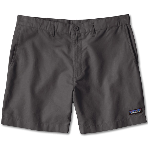 "Patagonia Men's Lightweight All-Wear Hemp Shorts 6""-MENS CLOTHING-PATAGONIA, INC.-FORGE GREY-30-Kevin's Fine Outdoor Gear & Apparel"