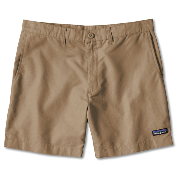"Patagonia Men's Lightweight All-Wear Hemp Shorts 6""-MENS CLOTHING-PATAGONIA, INC.-MOJAVE KHAKI-34-Kevin's Fine Outdoor Gear & Apparel"