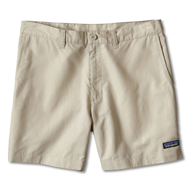 "Patagonia Men's Lightweight All-Wear Hemp Shorts 6""-MENS CLOTHING-PATAGONIA, INC.-PELICAN-32-Kevin's Fine Outdoor Gear & Apparel"