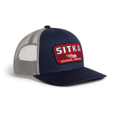 Sitka Banded Mid Pro Trucker Cap-Men's Accessories-Kevin's Fine Outdoor Gear & Apparel
