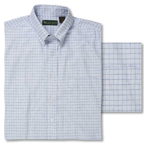 Kevin's Lightweight Brushed Cotton Shirt