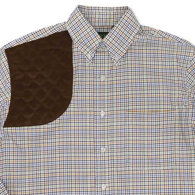 Kevin's Big and Tall Performance Tattersall Right Hand Shooting Shirt