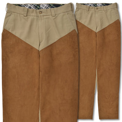Kevin's Briar Pant with Synthetic Suede Facing