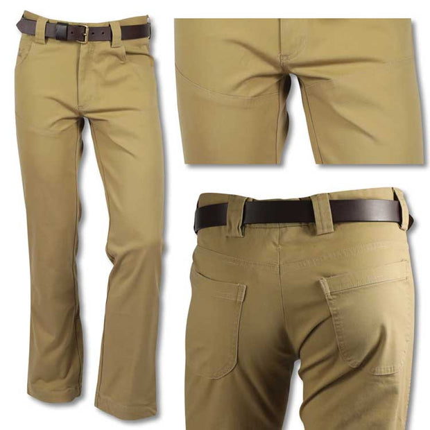 Kevin's Canvas Five Pocket Jean Fit Briar Pants