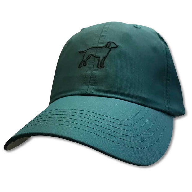 Kevin's Lab Logo Performance Cap-MENS CLOTHING-Imperial Headwear, Inc.-PETROL-Kevin's Fine Outdoor Gear & Apparel