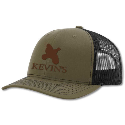 Kevin's Flying Quail Hat-Men's Accessories-LODEN/BLACK-Kevin's Fine Outdoor Gear & Apparel
