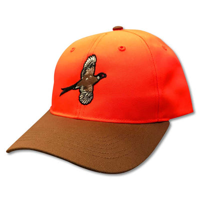 Kevin's Pheasant Hat-Men's Accessories-BLAZE/BUCK-Kevin's Fine Outdoor Gear & Apparel