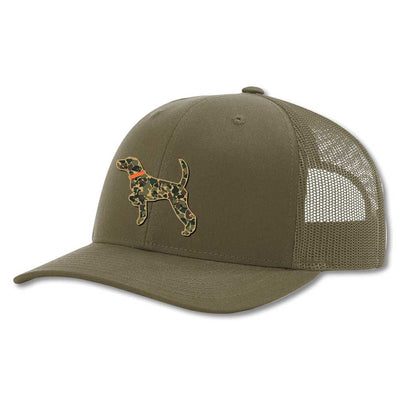 Kevin's Richardson Camo Pointer Cap-Men's Accessories-LODEN-Kevin's Fine Outdoor Gear & Apparel
