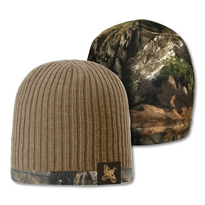 Kevin's Fleece Reversible Beanie-HUNTING/OUTDOORS-Camo-Kevin's Fine Outdoor Gear & Apparel