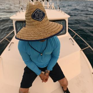 AFTCO Coconut Hat-Men's Accessories-Natural-Kevin's Fine Outdoor Gear & Apparel