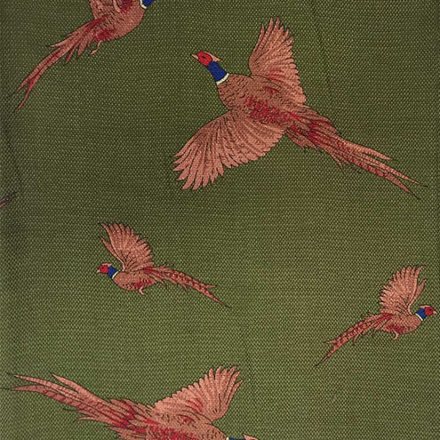 Kevin's Pheasant Hunt Scarf-WOMENS CLOTHING-OLIVE-Kevin's Fine Outdoor Gear & Apparel