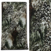 Kevins Feather Silk Scarf