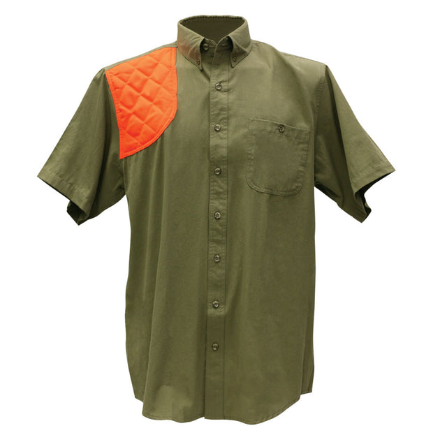Kevin's Short Sleeve Right Patch Wingshooting Shirt