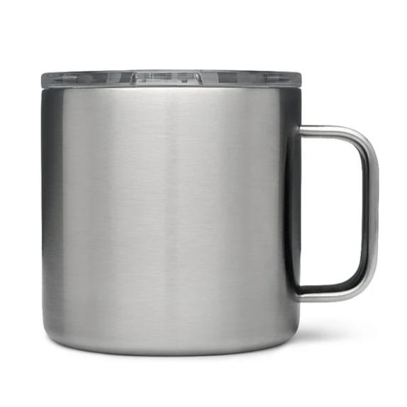 YETI Rambler 14oz. Mug-HUNTING/OUTDOORS-STAINLESS-Kevin's Fine Outdoor Gear & Apparel