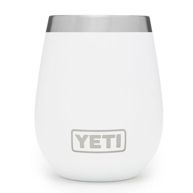 YETI Rambler 10 oz. Wine Tumbler-HUNTING/OUTDOORS-WHITE-Kevin's Fine Outdoor Gear & Apparel