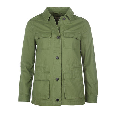 Barbour Lola Washed Casual Overshirt