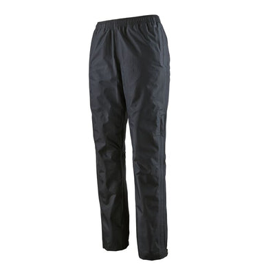 Patagonia Ladies Torrentshell 3L Pants-WOMENS CLOTHING-PATAGONIA, INC.-BLACK-LARGE-Kevin's Fine Outdoor Gear & Apparel