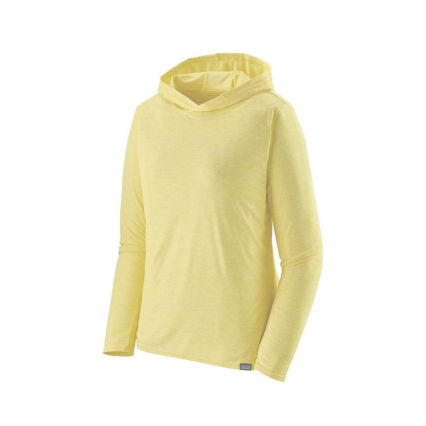 Patagonia Ladies Capilene Cool Daily Hoody-WOMENS CLOTHING-PATAGONIA, INC.-Pineapple-XS-Kevin's Fine Outdoor Gear & Apparel