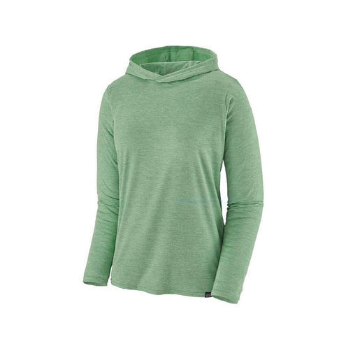 Patagonia Ladies Capilene Cool Daily Hoody-WOMENS CLOTHING-PATAGONIA, INC.-Gypsum Green-XS-Kevin's Fine Outdoor Gear & Apparel