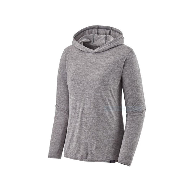 Patagonia Ladies Capilene Cool Daily Hoody-WOMENS CLOTHING-PATAGONIA, INC.-Feather Grey-XS-Kevin's Fine Outdoor Gear & Apparel