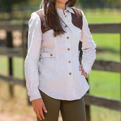 Kevin's Ladies Huntress Untucked Shooting Shirt