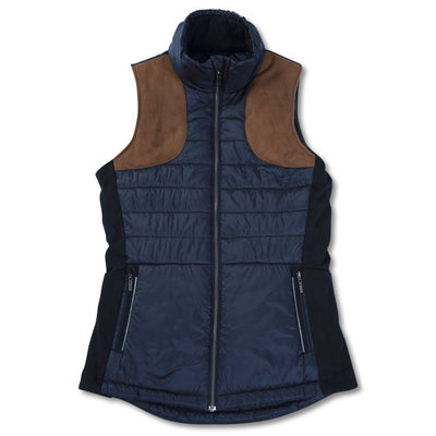 Kevin's Huntress Ladies Vest-WOMENS CLOTHING-NAVY-L-Kevin's Fine Outdoor Gear & Apparel