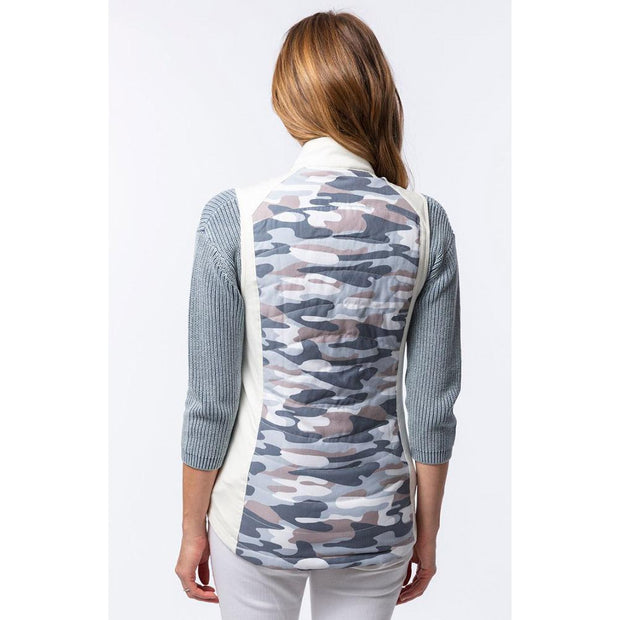 Ladies Duffie Poly Fill Vest-WOMENS CLOTHING-Tyler Boe-Kevin's Fine Outdoor Gear & Apparel