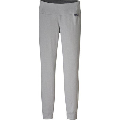 Patagonia Ladies Capilene 3 Midweight Bottoms-WOMENS CLOTHING-PATAGONIA, INC.-FEATHER GREY-XL-Kevin's Fine Outdoor Gear & Apparel