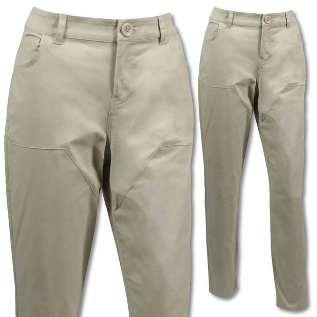 Kevin's Huntress Stretch Briar Pant-WOMENS CLOTHING-LIGHT KHAKI-0-Kevin's Fine Outdoor Gear & Apparel