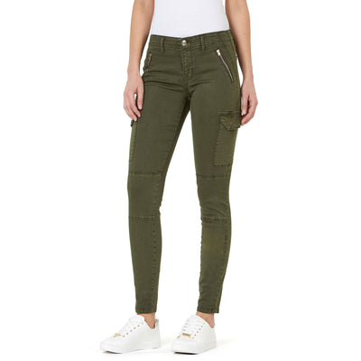 Kevin's Ladies Mid-Rise Cargo Pant