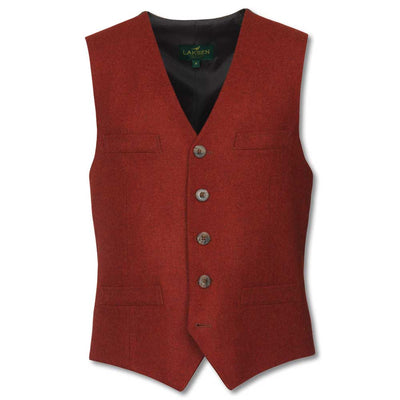 Laksen Men's Solgne Colonial Dress Vest
