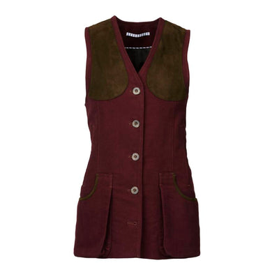Laksen Lady Broadland Shooting Vest
