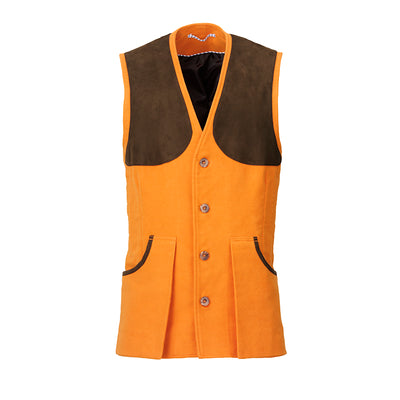 Laksen Broadland Men's Shooting Vest-MENS CLOTHING-Kevin's Fine Outdoor Gear & Apparel
