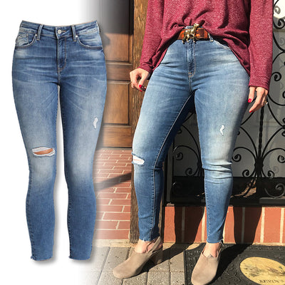 Mavi Alissa Ankle Shaded Random Nolita Jean