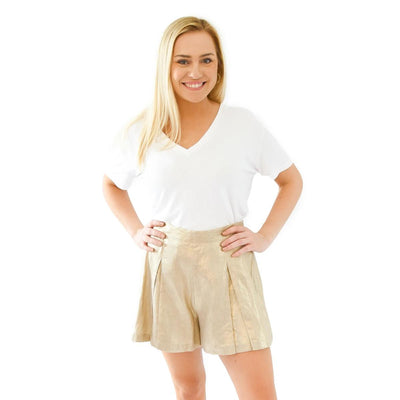 High Waisted Shorts-WOMENS CLOTHING-Kevin's Fine Outdoor Gear & Apparel