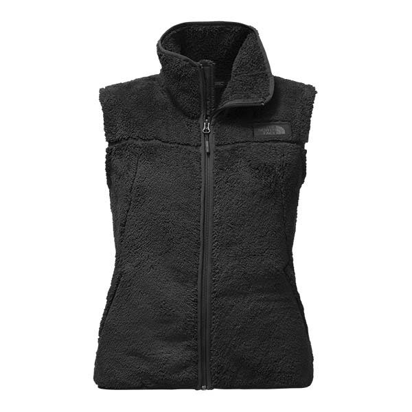 The North Face Women's Campshire Vest-WOMENS CLOTHING-THE NORTH FACE-TNF BLACK-S-Kevin's Fine Outdoor Gear & Apparel