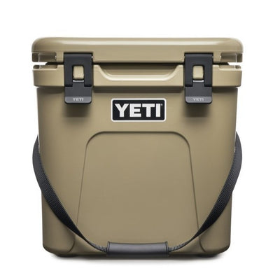 Yeti Roadie 24 Cooler-FISHING-TAN-Kevin's Fine Outdoor Gear & Apparel