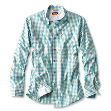Orvis South Fork Long-Sleeved Stretch Shirt-MENS CLOTHING-POOLS-M-Kevin's Fine Outdoor Gear & Apparel