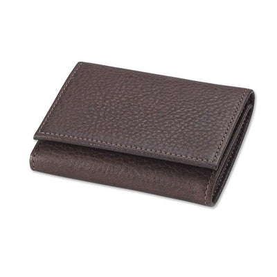 Orvis American Bison Tri-fold Leather Wallet-Men's Accessories-Kevin's Fine Outdoor Gear & Apparel