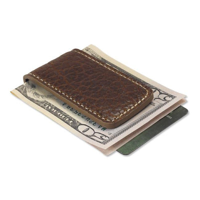 Orvis American Tucson Bison Money Clip-Men's Accessories-Kevin's Fine Outdoor Gear & Apparel