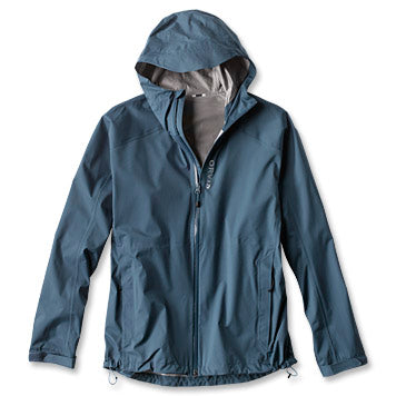 Orivs Men's Ultralight Storm Jacket-MENS CLOTHING-Atlantic-M-Kevin's Fine Outdoor Gear & Apparel