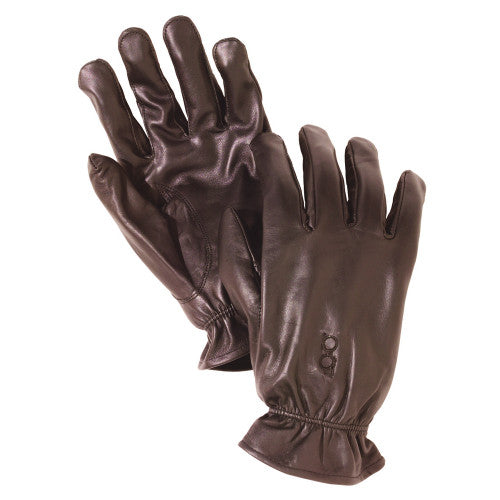 Premier Leather Shooting Gloves-HUNTING/OUTDOORS-BROWN-S-Kevin's Fine Outdoor Gear & Apparel